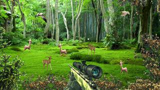 Deer Sniper Hunter 2016 screenshot 1