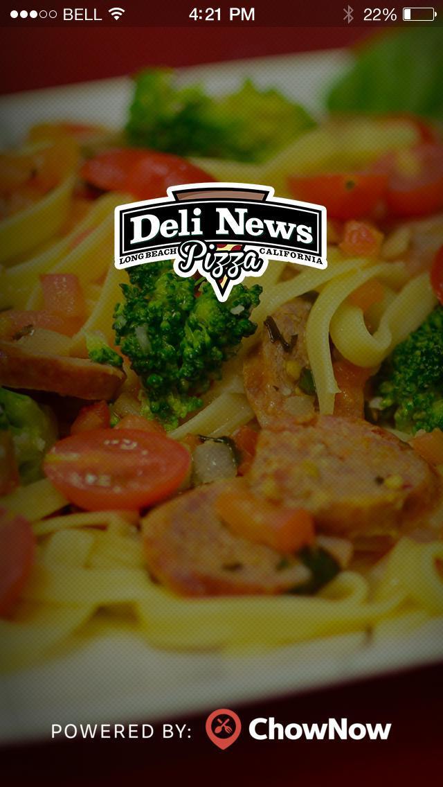 Deli News Pizza screenshot 1