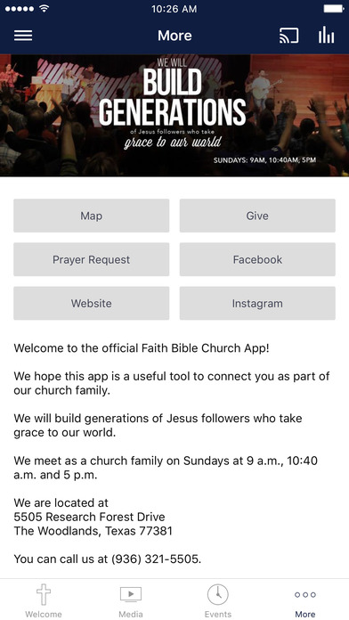 Faith Bible screenshot 3
