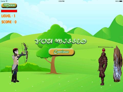 Archery Hunting Season - Archer Revenge screenshot 10
