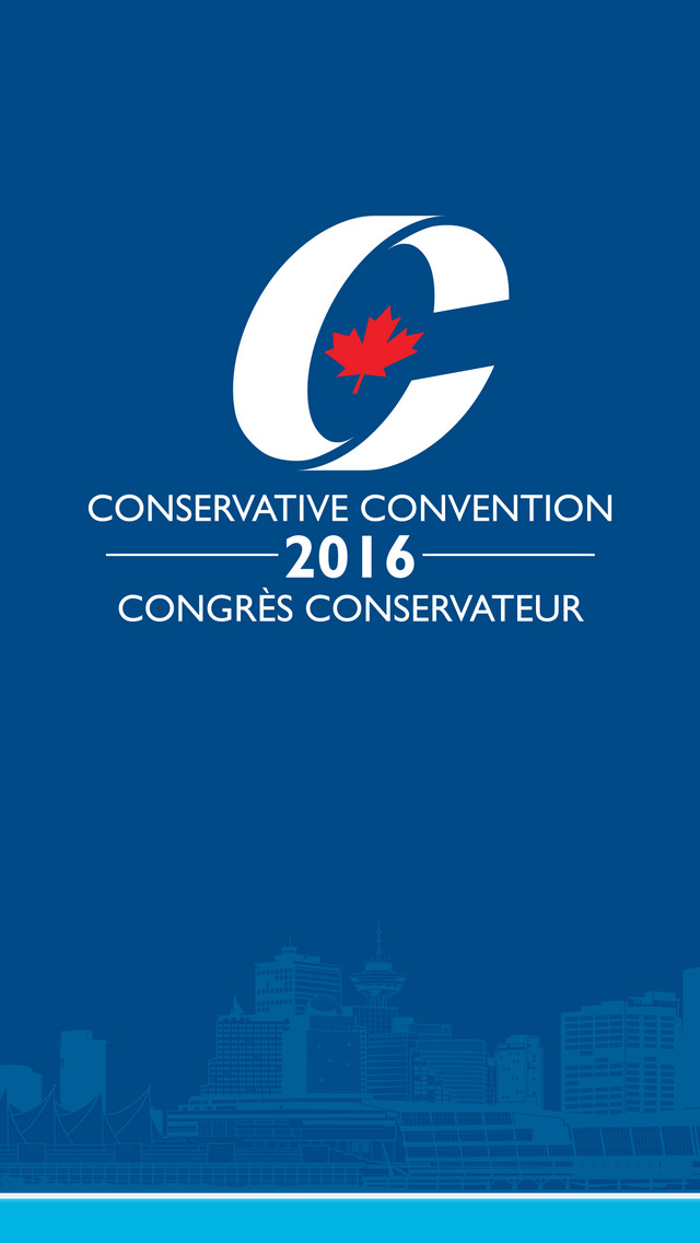 Conservative Convention 2016 screenshot 1