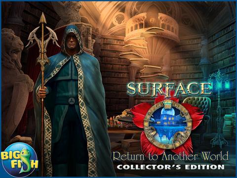 Surface: Return to Another World - A Hidden Object Adventure (Full) screenshot 10