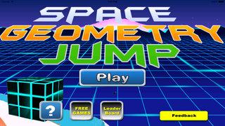 A Space Geometry Jump screenshot 1