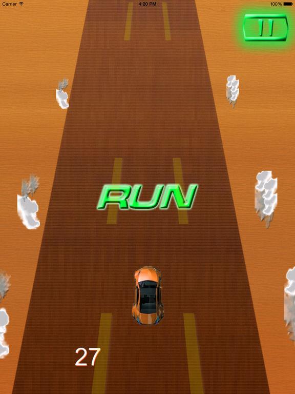 A Fast Driving Adrenaline - Arcade Adventure Race screenshot 9