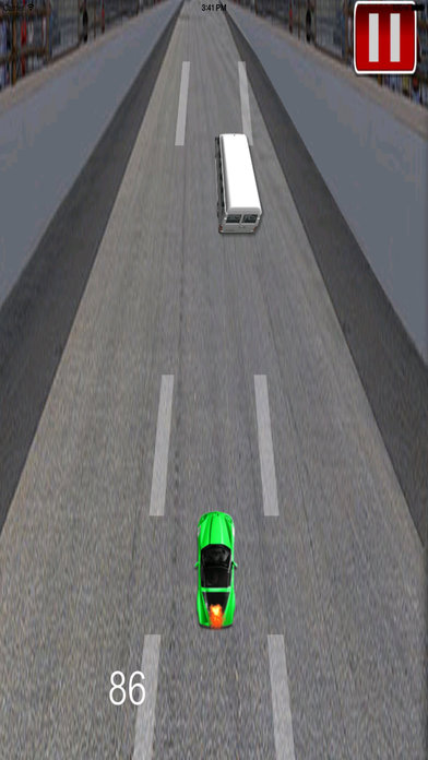 Amazing Fast Cars On Track - An Escape Speed screenshot 3
