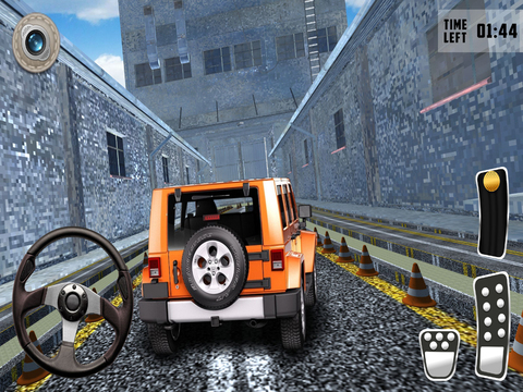Jeep Driving Simulator screenshot 4