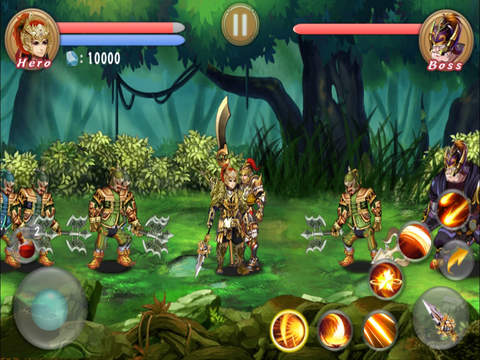 Spear Of Dark Pro::Action RPG screenshot 8