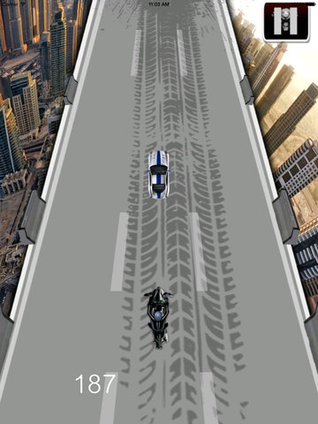 A Futuristic Avenger Motorcycle - Awesome Bike Race Temple screenshot 10