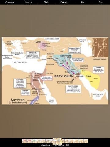 Ancient Orient Historical Maps screenshot 10