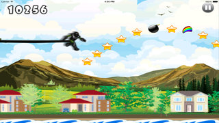A Mega Jump Dash Pro - Amazing Ninja Jumps screenshot 2