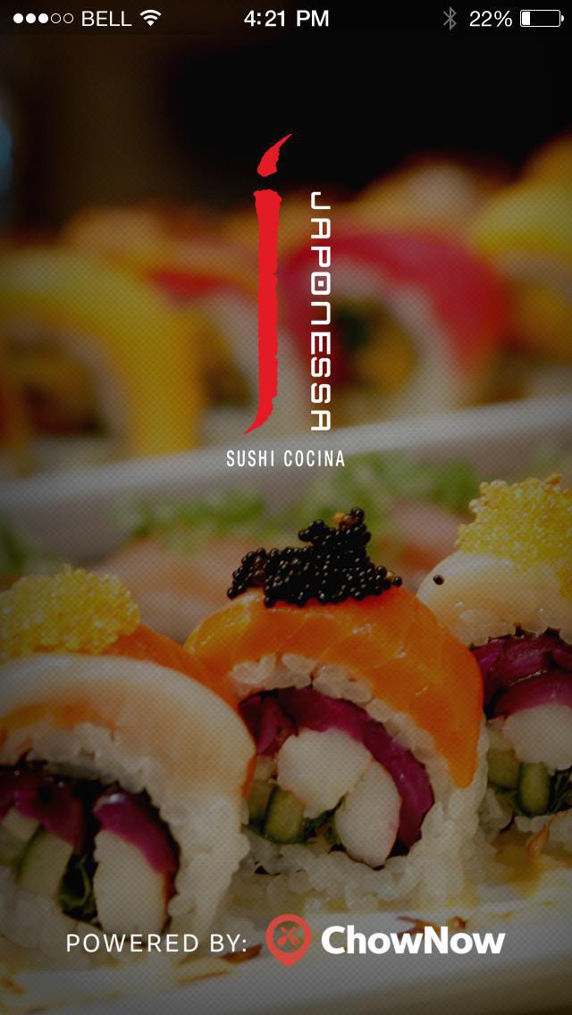 Japonessa Sushi Cocina screenshot 1