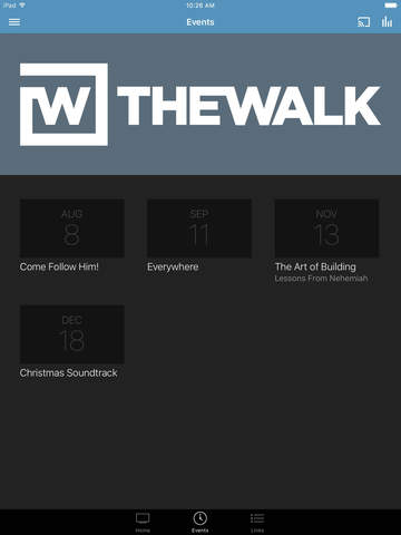 Go On The Walk screenshot 5