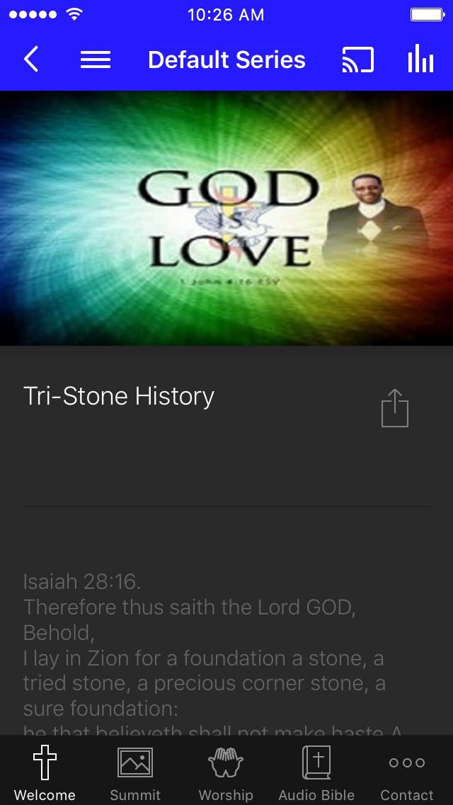 Tri-Stone Ministries, Inc screenshot 3