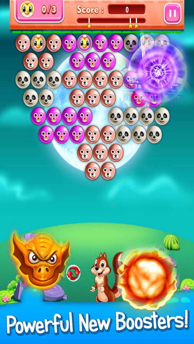 Animal Special Bubble screenshot 1