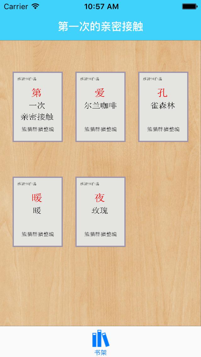 第一次的亲密接触—痞子蔡网络言情小说 screenshot 1