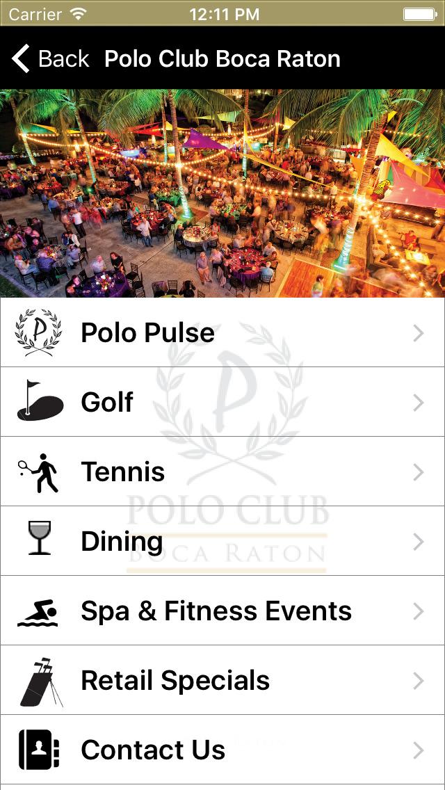 The Polo Club of Boca Raton screenshot 2