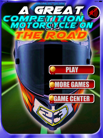 A Great Competition Motorcycle On The Road PRO - Game Crazy And Explosive Motorcycle screenshot 6