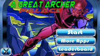 A Great Archer Palace - Games Fast And Large Arrows screenshot 1