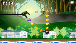 A Great Jump Samuray - The Best Game Of Jump screenshot 2