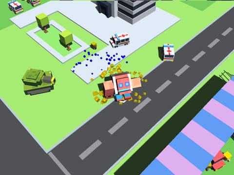 Zombie Island-Devour the city screenshot 8