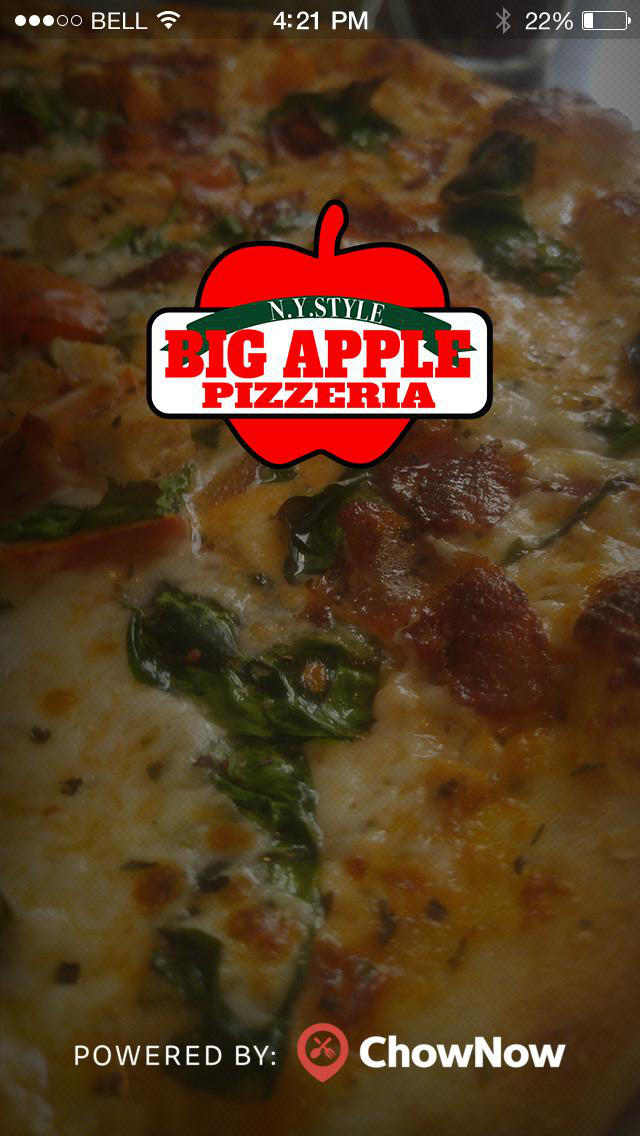 Big Apple Pizzeria screenshot 1