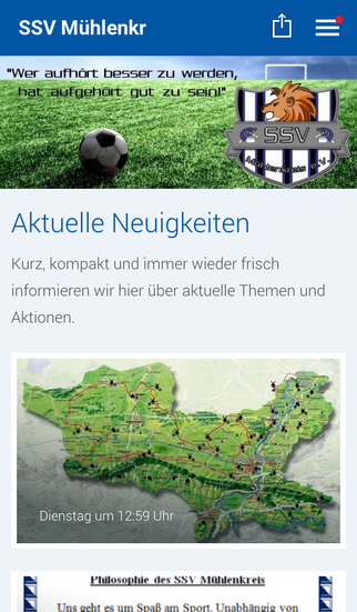 SSV Mühlenkreis - The Lions screenshot 1