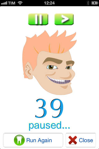 My Toothbrush Timer - timer app for your dental hy - náhled