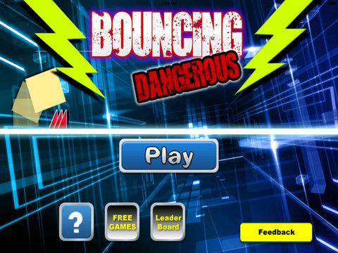 A Bouncing Dangerous - Impossible Dash Jump screenshot 6