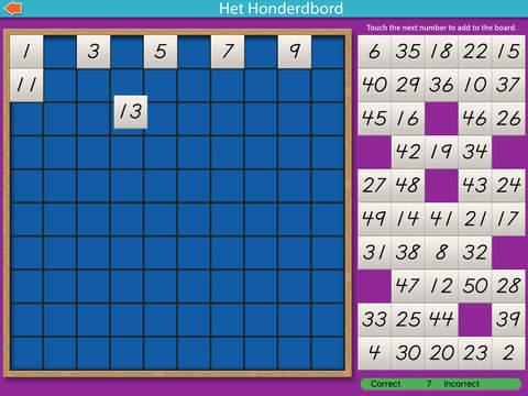 Het honderdbord screenshot 10