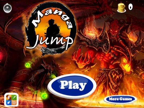 A Manga Jump Pro - Best Fly And Runner Reader Warrior screenshot 6