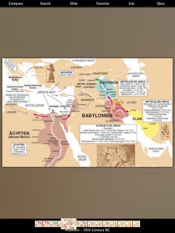 Ancient Orient Historical Maps screenshot 9