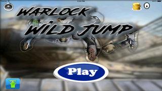 A Warlock Wild Jump - Adventure Game In the Kingdom screenshot 1