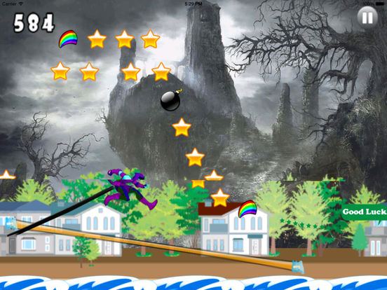 A Lost Girl Jumping Castles - Game Big screenshot 10