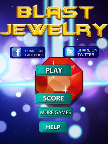 Blast Jewelry - Gems Blitz Amazing screenshot 6