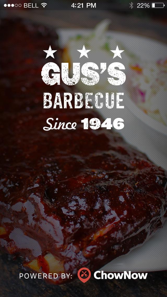 Gus's Barbecue screenshot 1