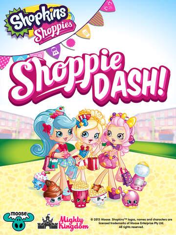 Shopkins: Shoppie Dash! screenshot 6