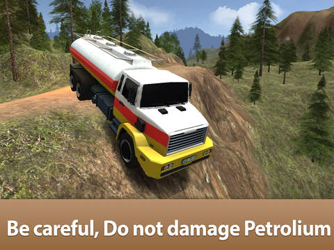 Oil Truck Simulator 3D Full - Offroad tank truck driving screenshot 6