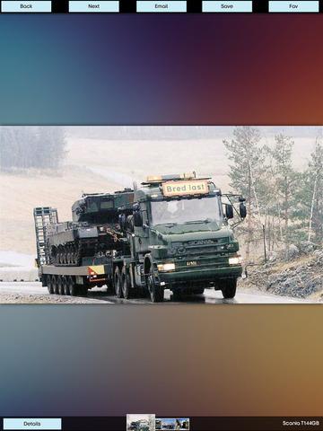 Army Vehicles screenshot 6