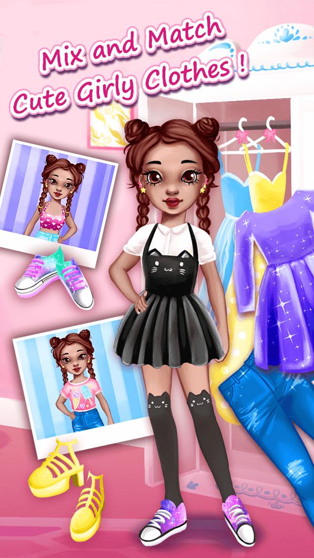 Peach & Friends Pajama Fun - No Ads screenshot 1