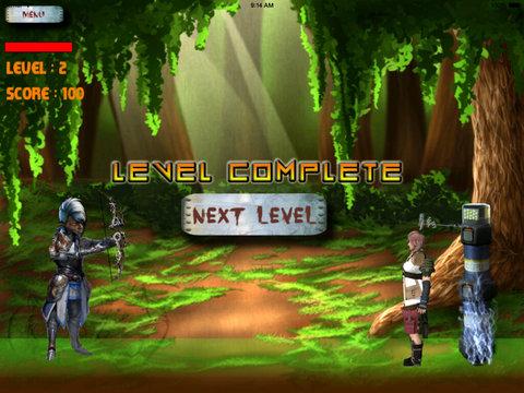Brave Arrow Fighter Pro - Secret Clan screenshot 9