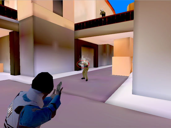 SWAT Shoot out Crime City screenshot 6