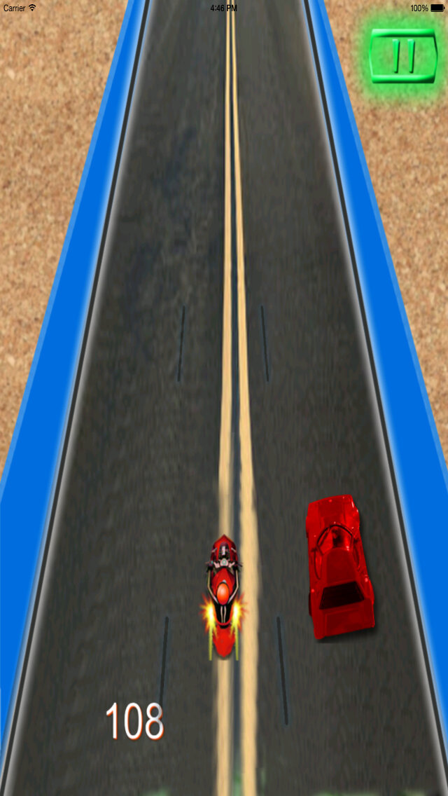 A Motorcycle Vanguard Adventure PRO - A Crazy Motocross Game in the city screenshot 4