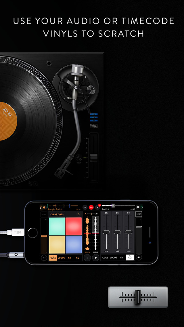 Mixfader dj app screenshot 5