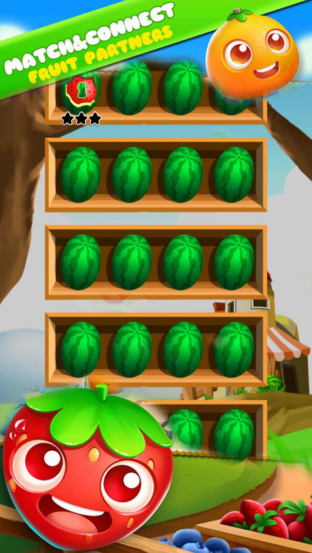 Fruit Party - Puzzle Splash Mania screenshot 2