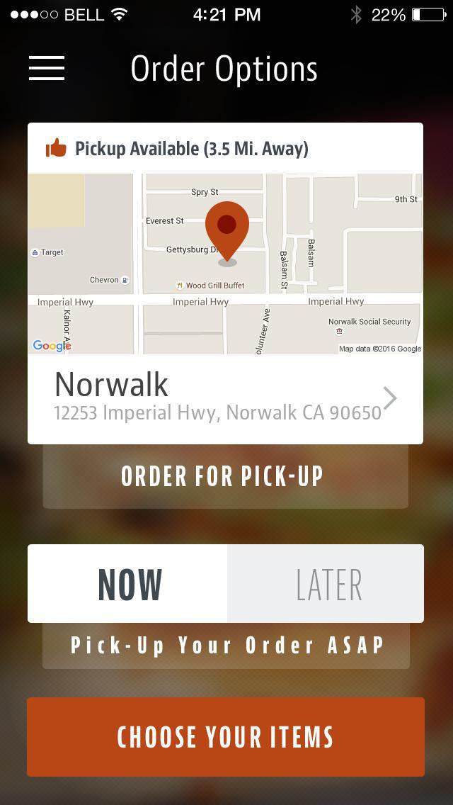 So Cal Pizza screenshot 2