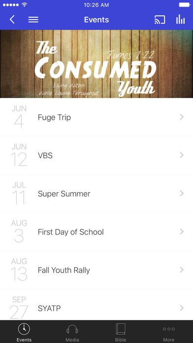 Bruce Youth screenshot 1