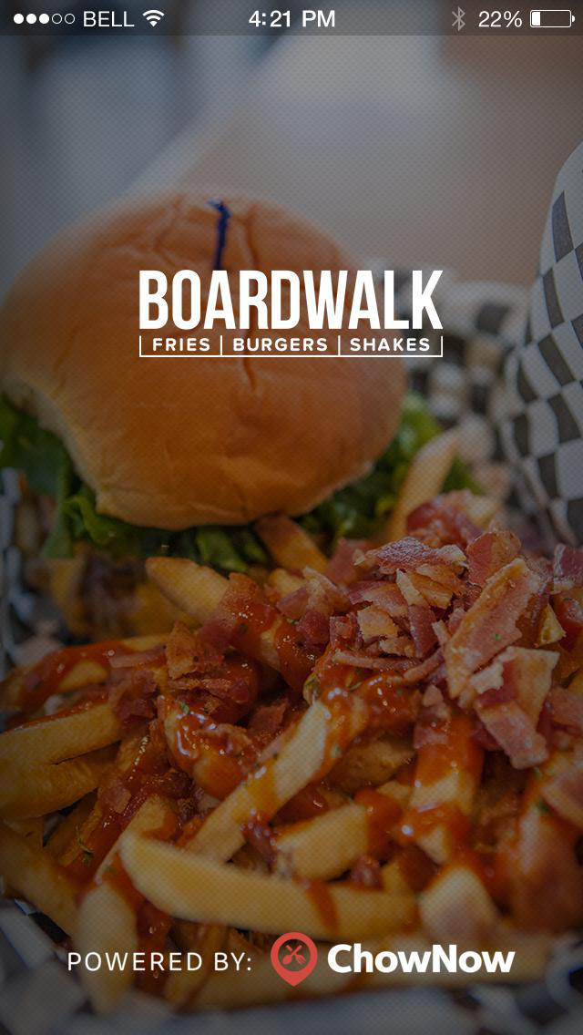 Boardwalk Fries screenshot 1
