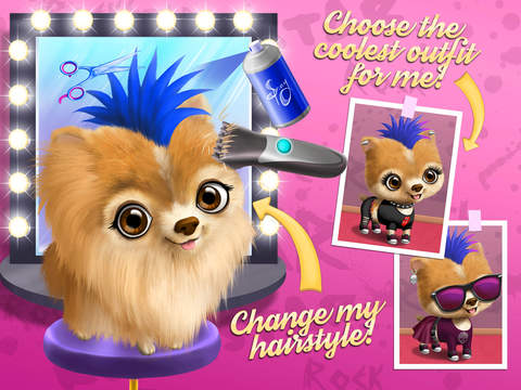 Rock Star Animal Hair Salon screenshot 9