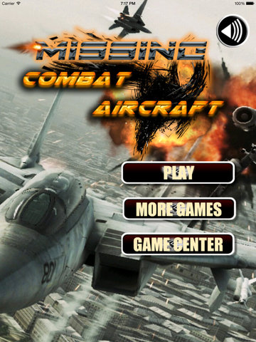 A Missing Combat Aircraft - Top Best Combat Aircraft Simulator Game screenshot 6