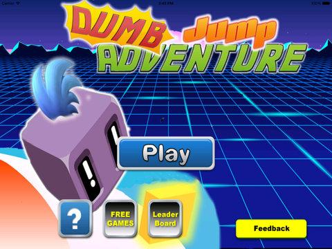 A Dumb Jump Adventure - Jump Amazing Game screenshot 6